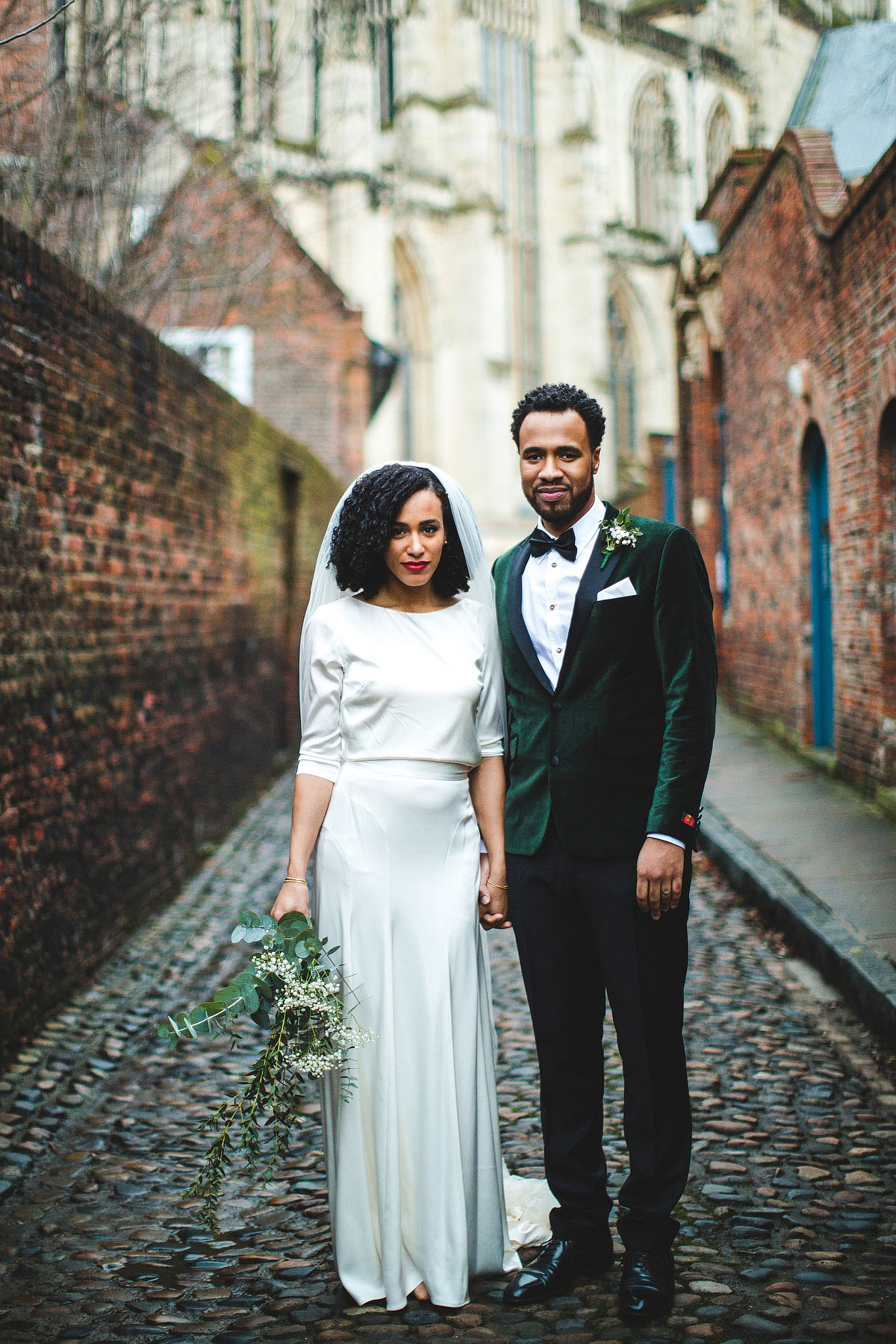 Catherine Deane Separates Grays Court Wedding York Are Black Brides Under Represented In The