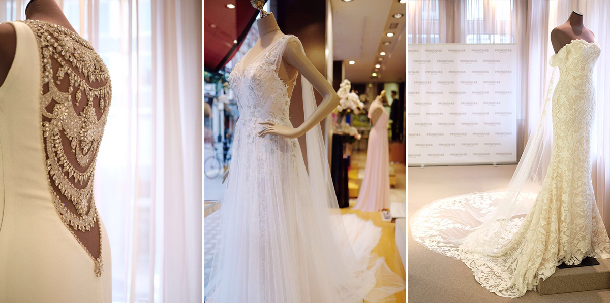 Pronovias Presents The Stunning 2018 Preview Collections: The 2018 Preview Collections From Pronovias