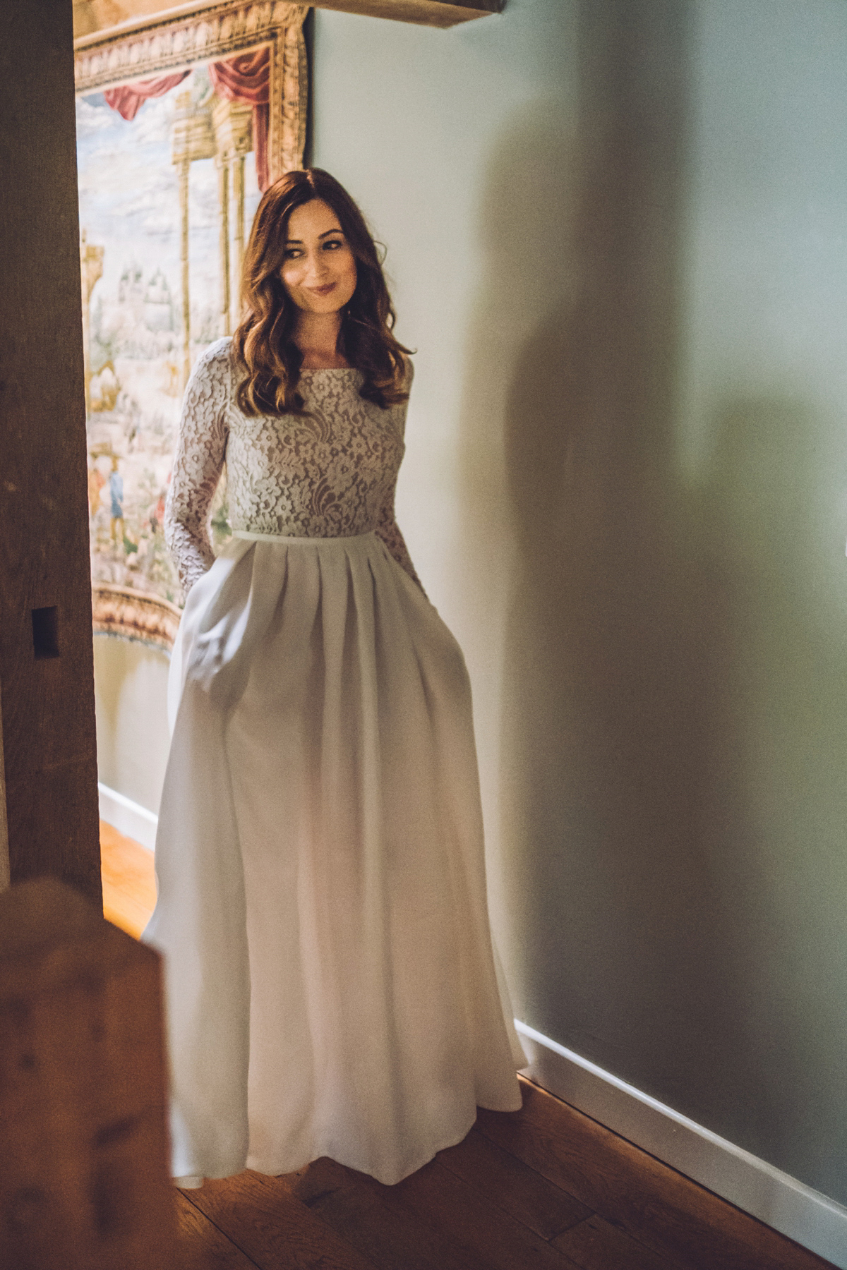 Rime Arodaky Backless Dress Elegance For A First Look And Rustic