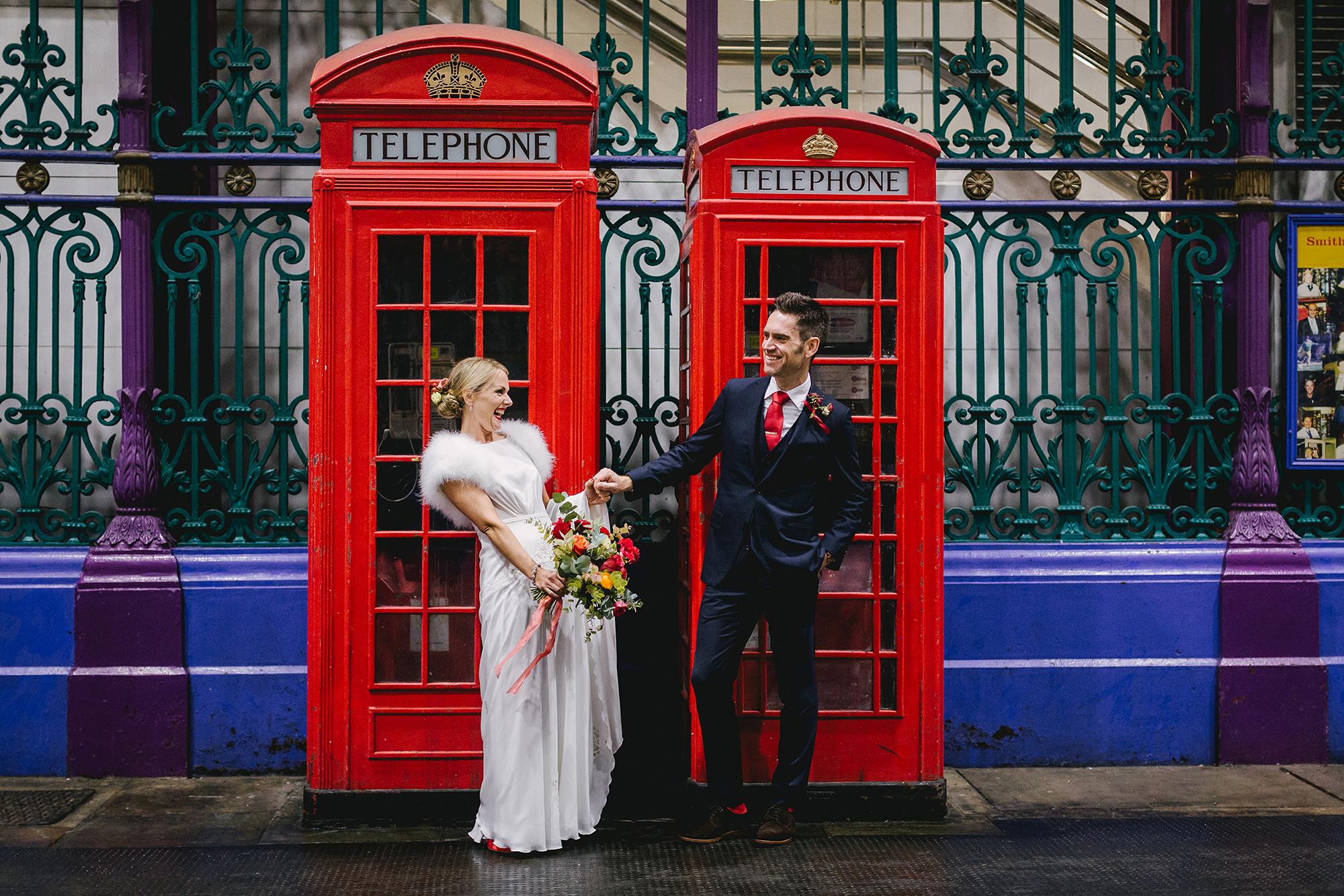 Anna Kara Glamour for an Elegant Winter Wedding | Love My