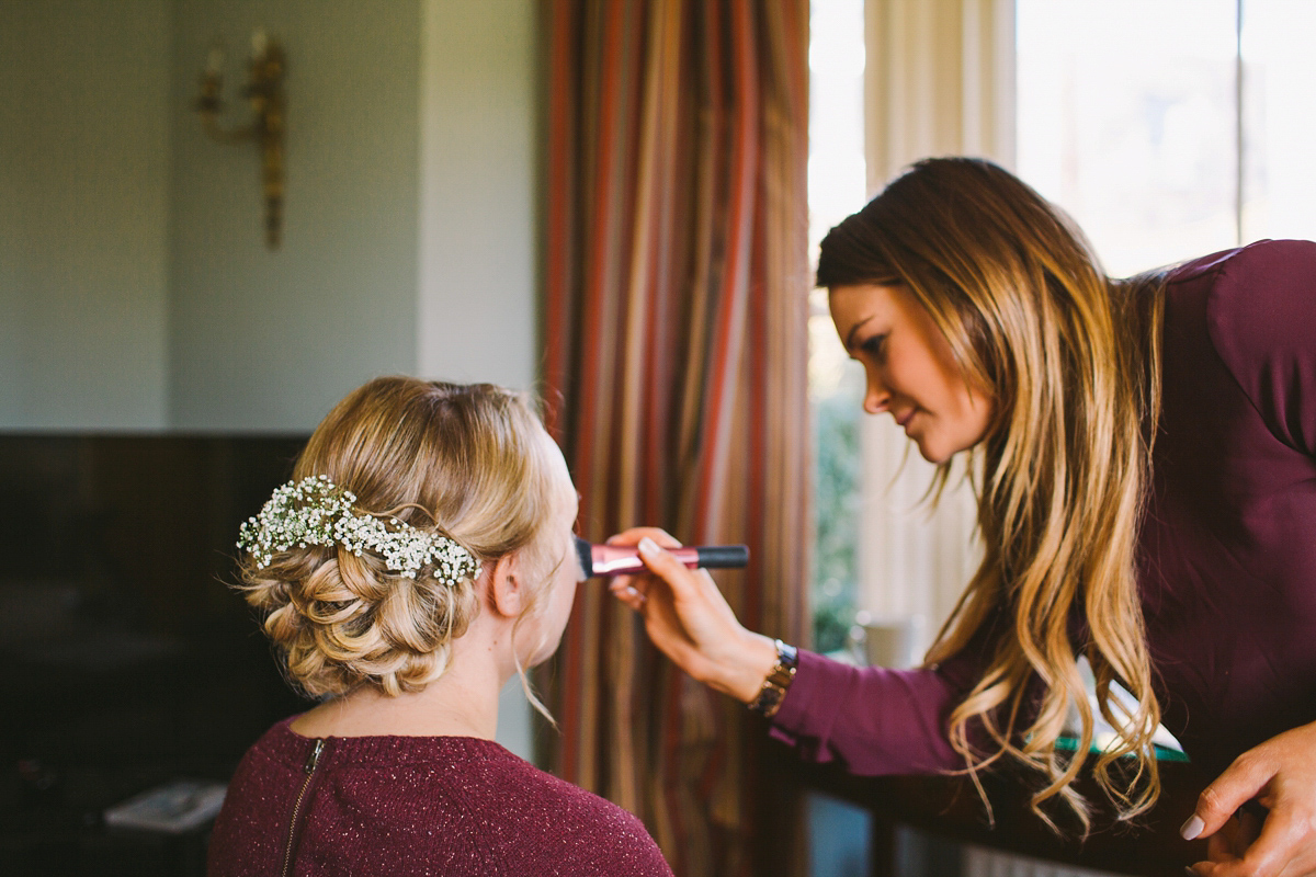 An Eliza Jane Howell Gown For A Cosy And Relaxed English Pub Wedding