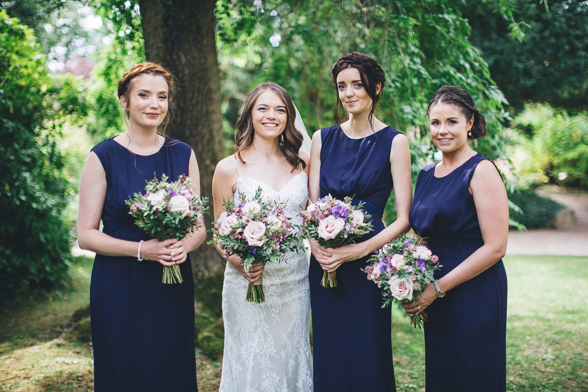 justin alexander bridesmaid dresses