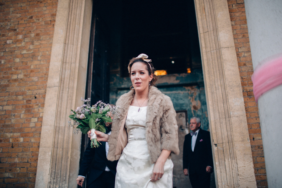 Two Vintage Dress Asylum Wedding Dresses For A London With Anese