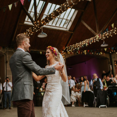 A Colourful and Joy Filled Scottish Handfasting Ceremony