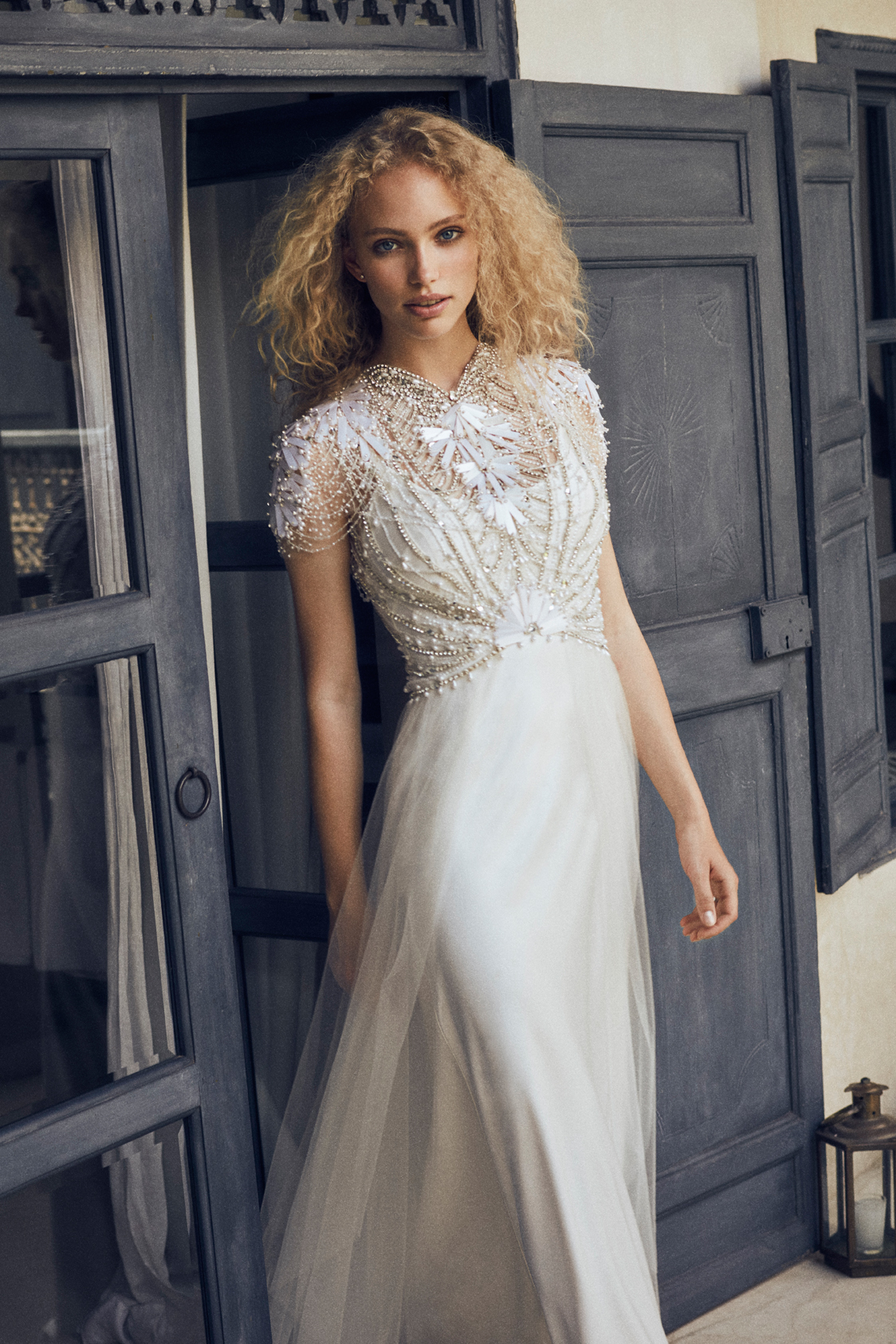 Allegra Rose Edwards the best of 2018 with jenny packham | love my dress® uk