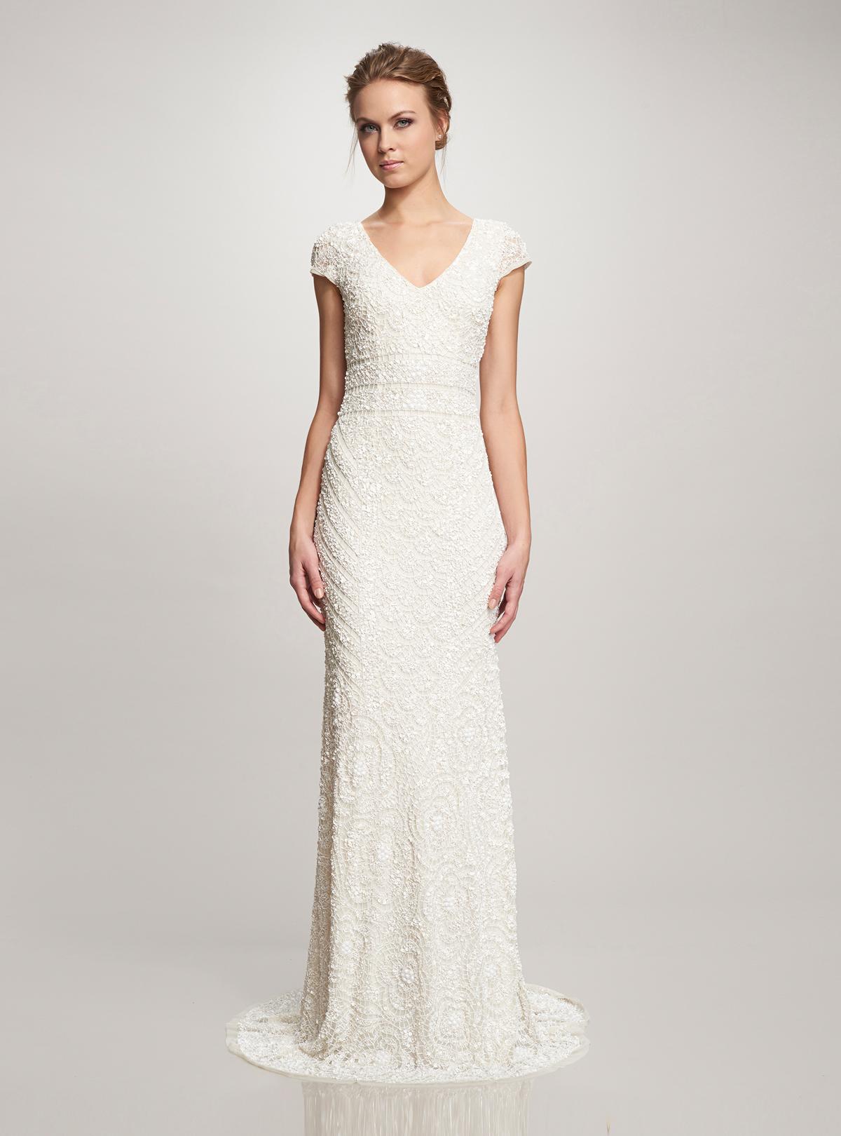 Theia Wedding Dresses Available At Blackburn Bridal