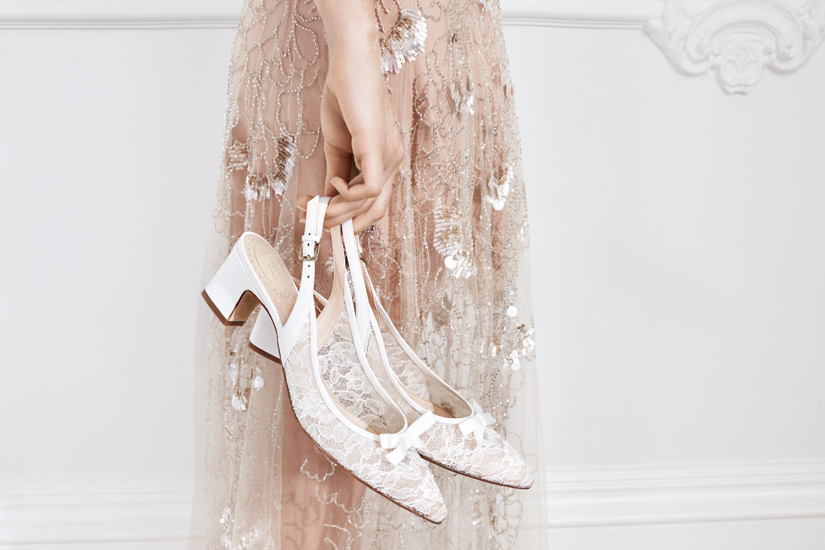win your wedding shoes accessories from l k bennett x