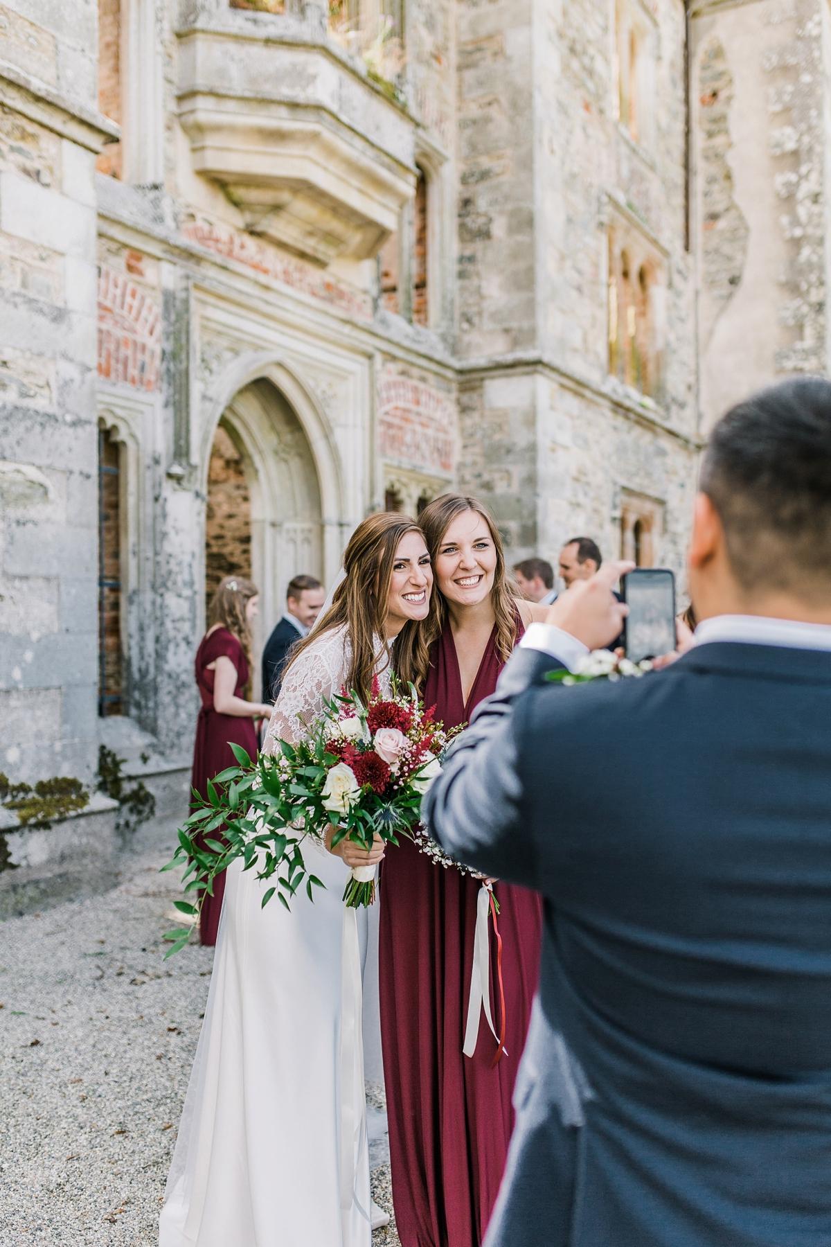 020d9de130b5 bhldn intimate irish castle wedding - BHLDN Separates + a First Look for an  Intimate Irish