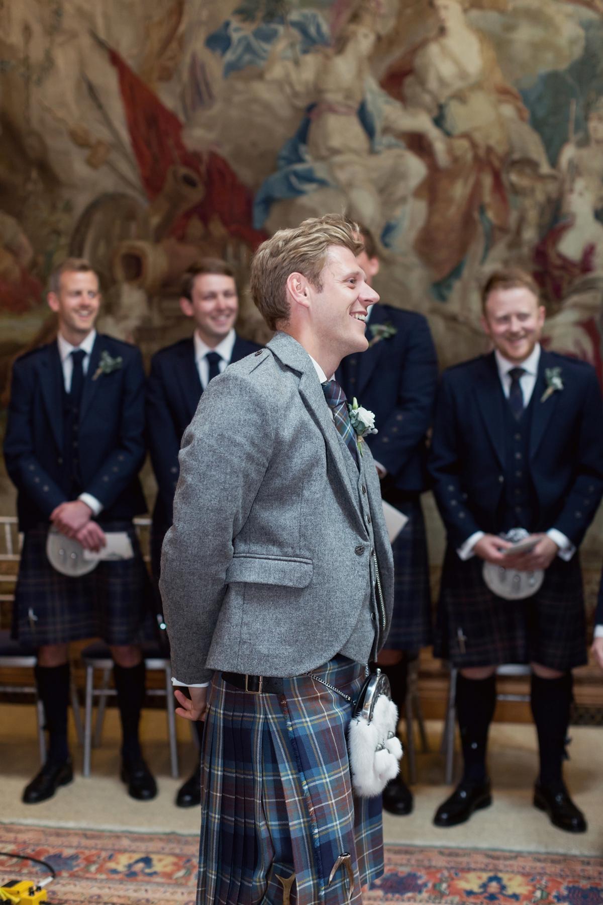 3db0685580 ... elegant beautiful scottish wedding - An Elegant Scottish Wedding  Inspired by Nature