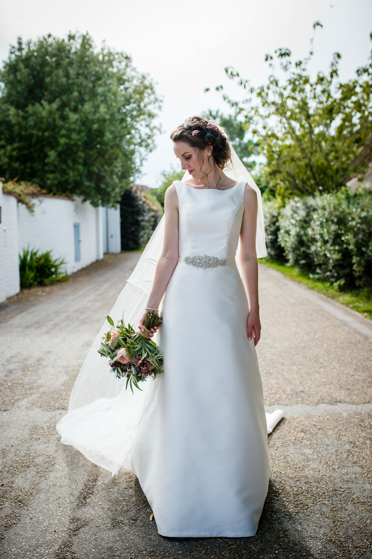 74dd0a76eaf Sottero and Midgely bride - A Sottero   Midgely Bride s Lovely Handmade  Wedding by the Sea. ""