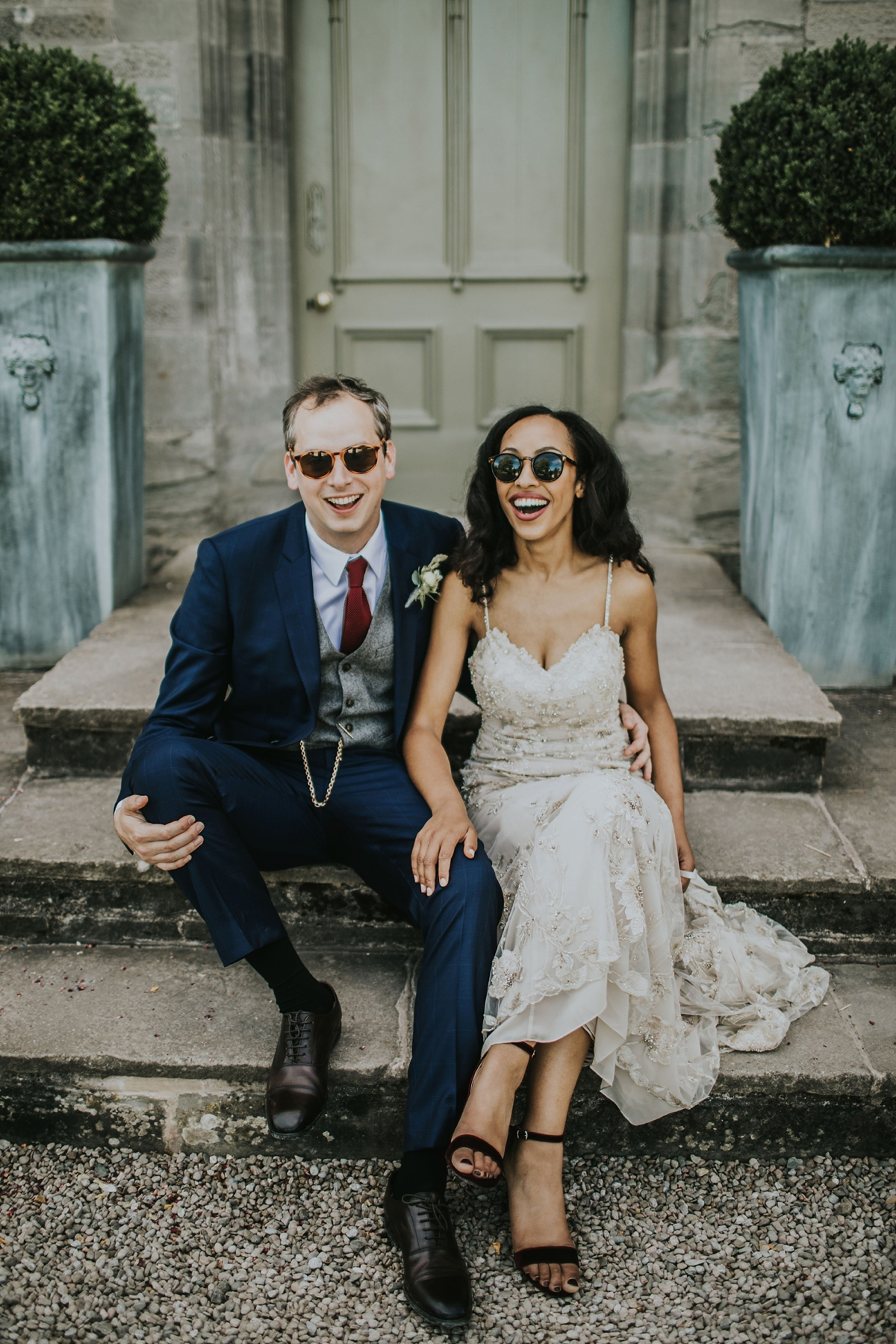 Ani James Red Light Central lemore manor wedding feature on love my dress- susan and