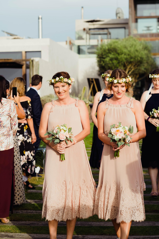 c5be1592e93 ... areias do seixo wedding photography pedro emilie claudiarosecarter - A  Marylise Gown for a Chic Coastal