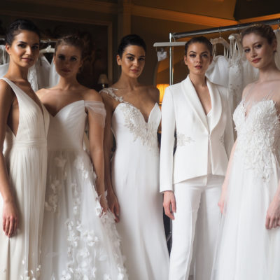 London Bridal Fashion Week 2018