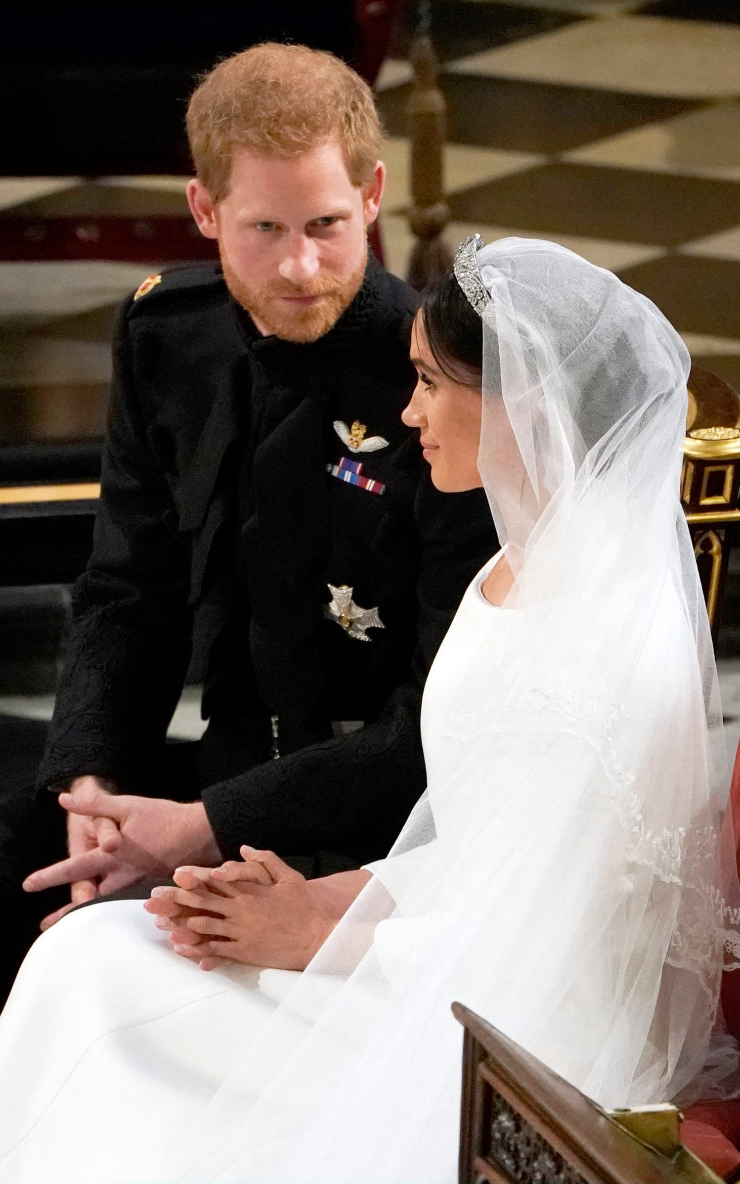 d99cf217c5c960 Meghan Markle's Wedding Dress: The Last Word in First Lady Dressing ...