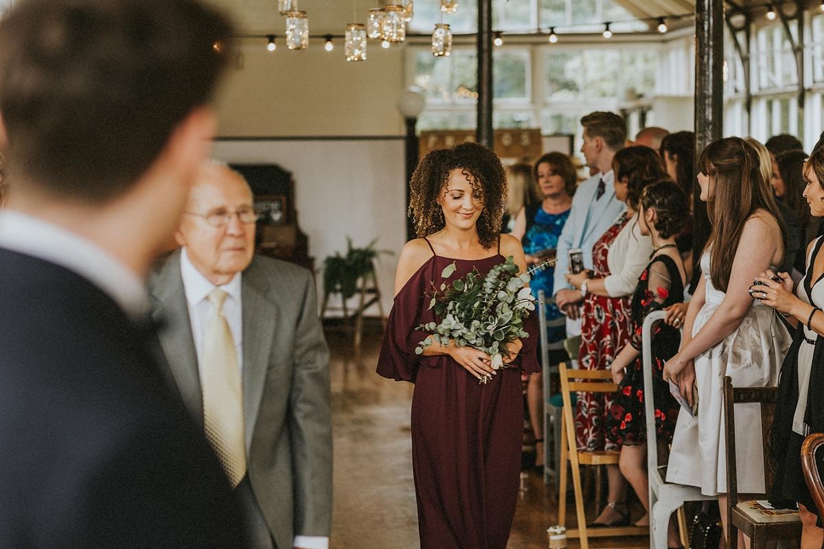 4d7724cf45bd A Zavana dress for a wild and rustic DIY wedding - A Zavana Bridal Gown For  ...