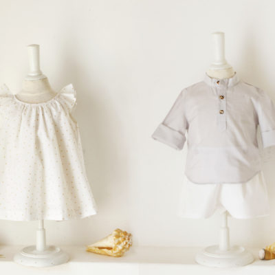 604fc5d1351c Stylish Outfits for Children at Weddings by Little Eglantine