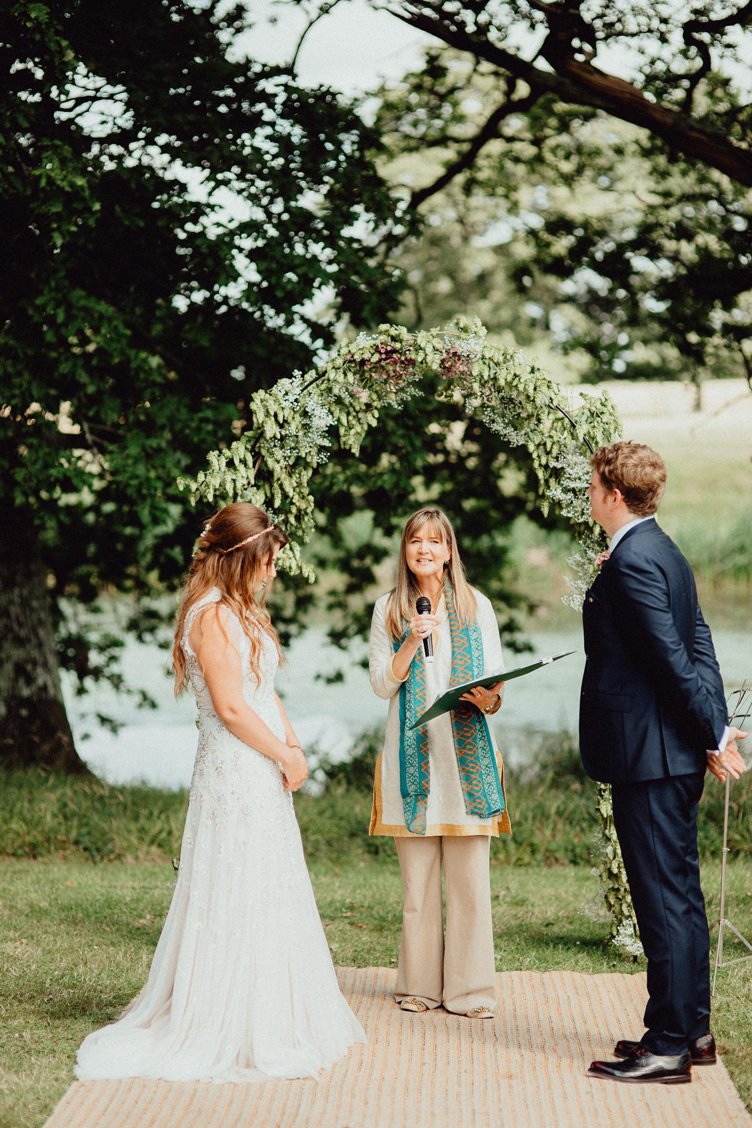 """78534dca9dd78 A Needle Thread wedding dress for a festival wedding - A Needle & Thread  Dress and. """""""