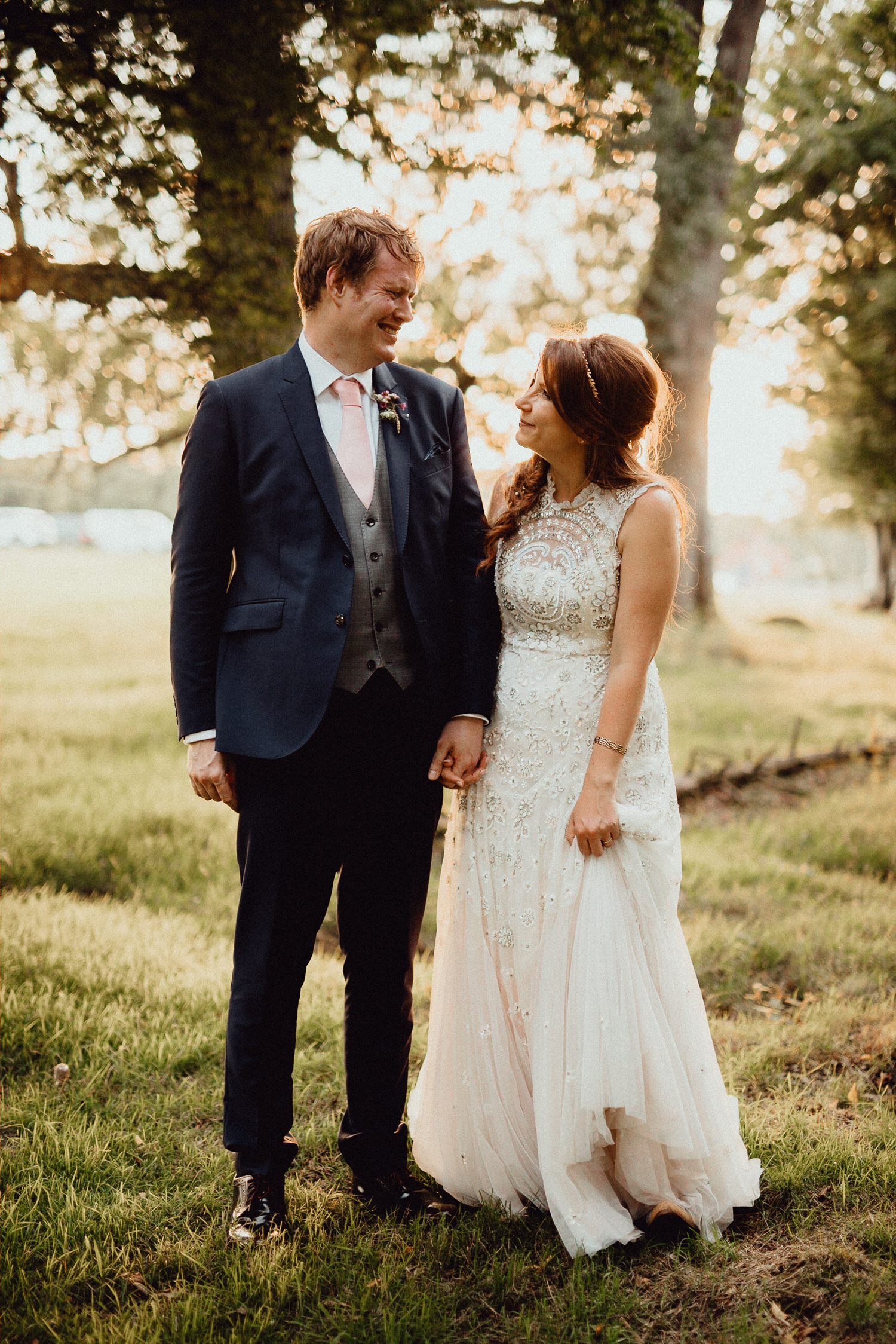 3a4c550a6a470 A Needle Thread wedding dress for a festival wedding - A Needle & Thread  Dress and