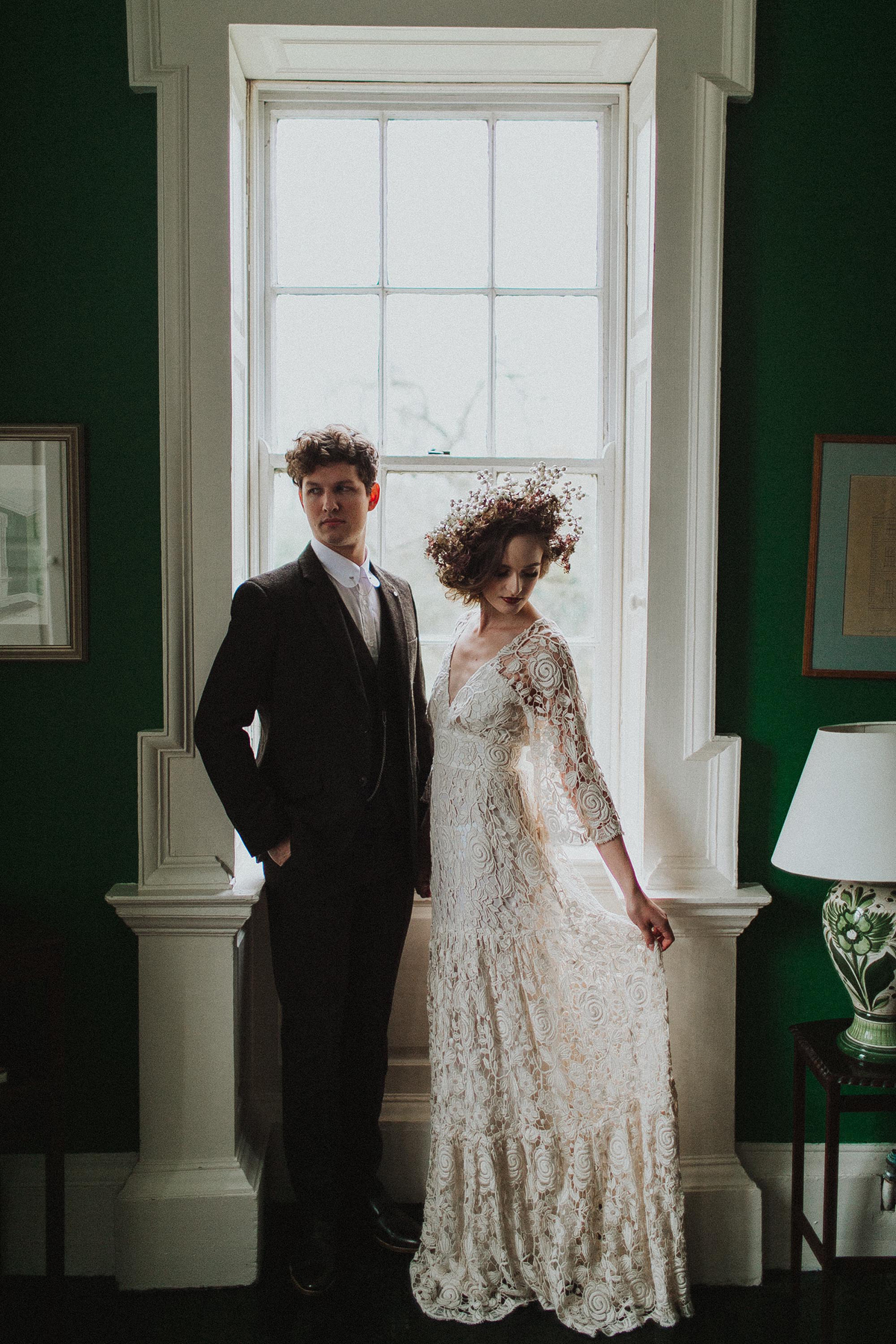 "... Serene and enchanting Autumnal bridal fairytale - A Romantic Organic  and Ethereal Autumn Inspired Wedding Editorial. "" 2778d3b5053"