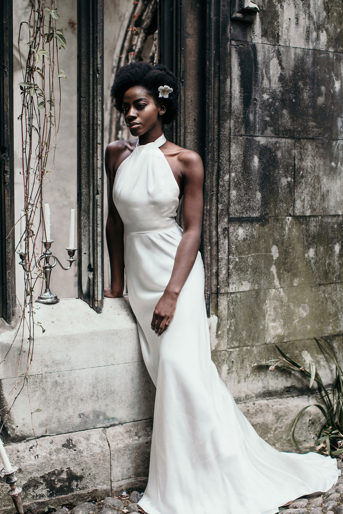 c1c15f83b3f Sanyukta Shrestha Entwined Love Chapter ethical sustainable and eco  friendly wedding dresses - Brand New Ethical