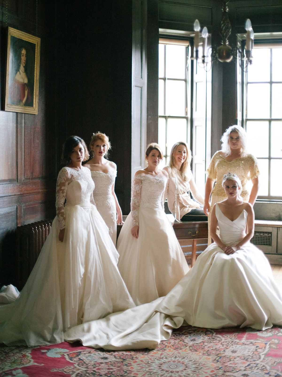 0f548ed43442 Meet The Wedding Dress Designer + Bridal Couturier