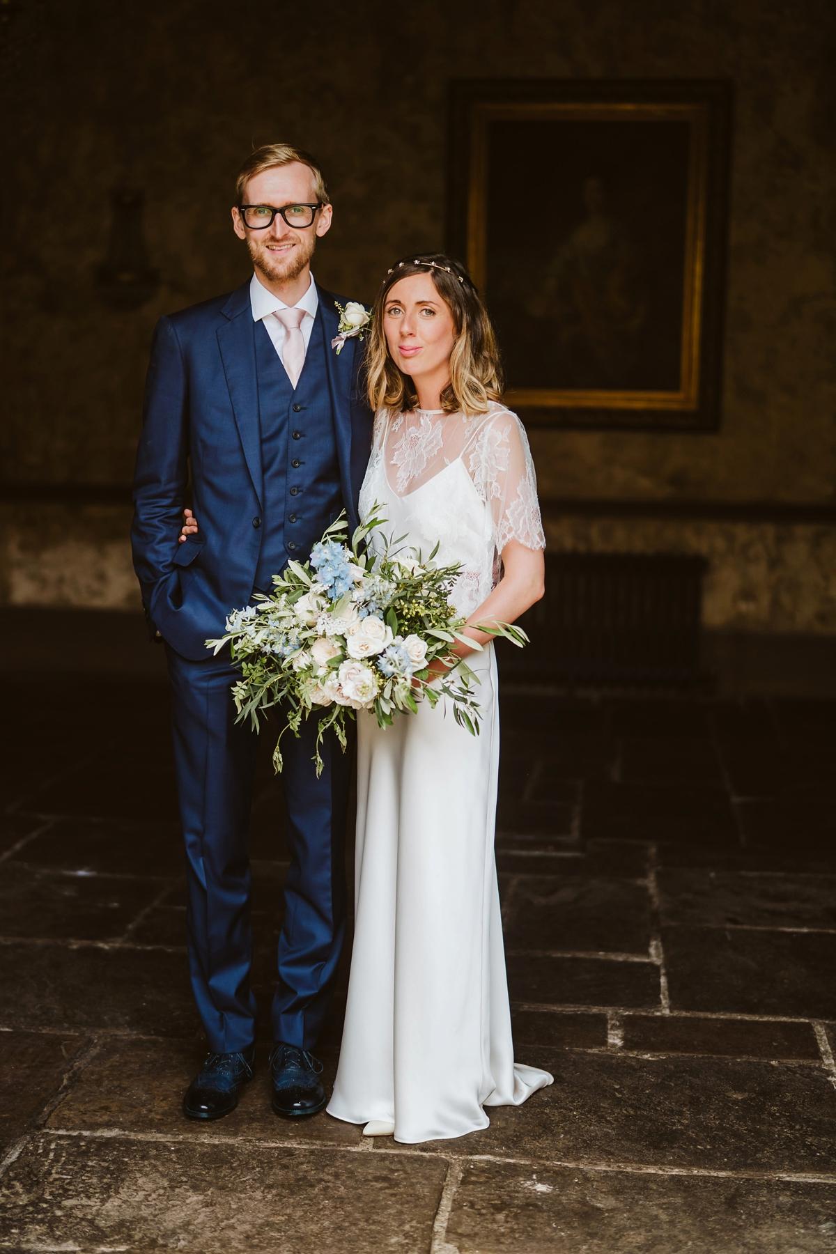 "ff0a94577f1c A Halfpenny London bride her wedding at The Pig hotel near Bath.  Photography by John. """