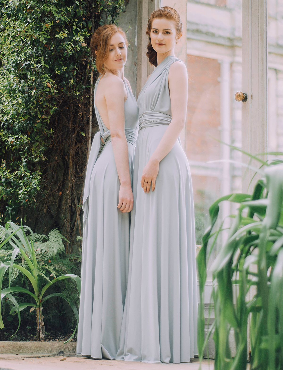 343ca72caf2 Beautiful Multiway Bridesmaid Dresses By Willow & Pearl | Love My ...