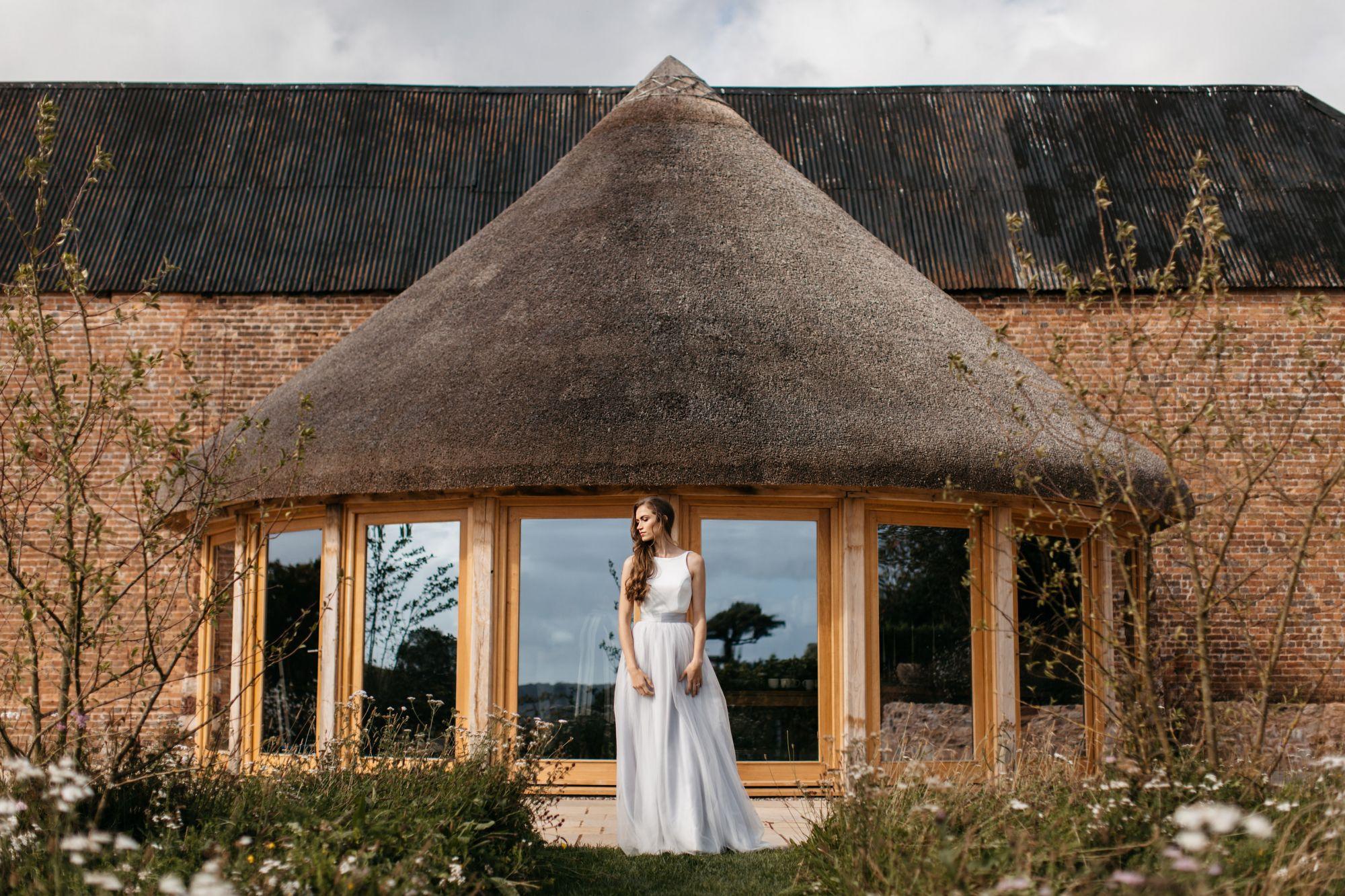 Brickhouse Vineyard Romantic Idyllic Wedding Venue In Devon