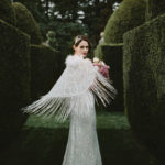 Glamorous, Sultry, Atonement Inspired Bridal Inspiration featuring Eliza Jane Howell Gowns