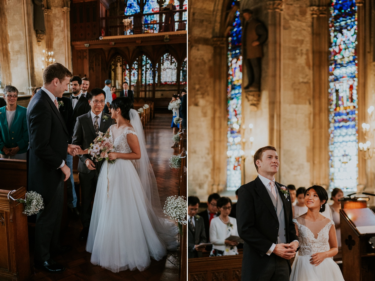 """1f40e933e1d Watters dress traditional Chinese tea ceremony modern London wedding - A  Watters Gown + Traditional Chinese. """""""