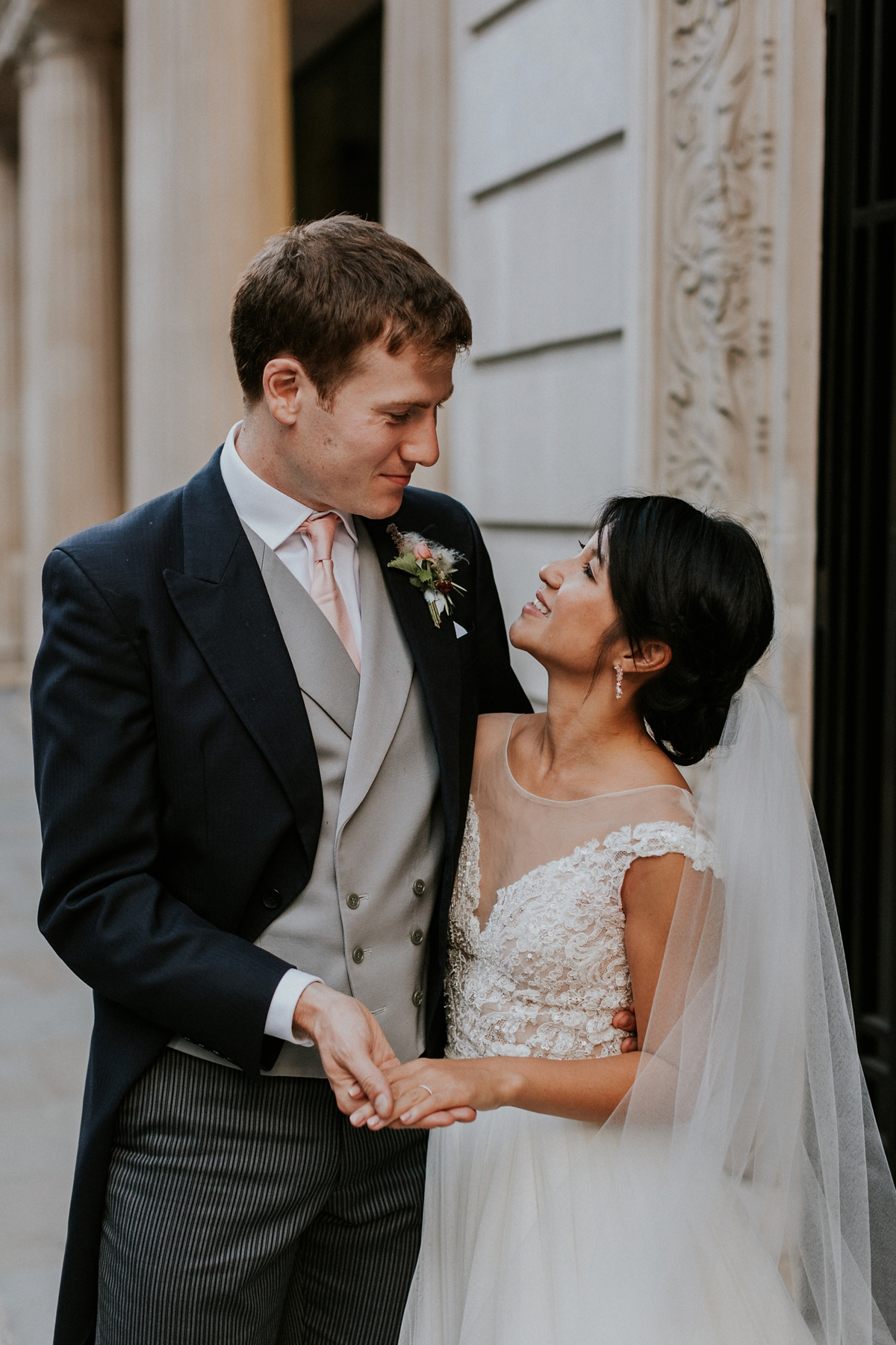 aed19e9c77e Watters dress traditional Chinese tea ceremony modern London wedding - A  Watters Gown + Traditional Chinese