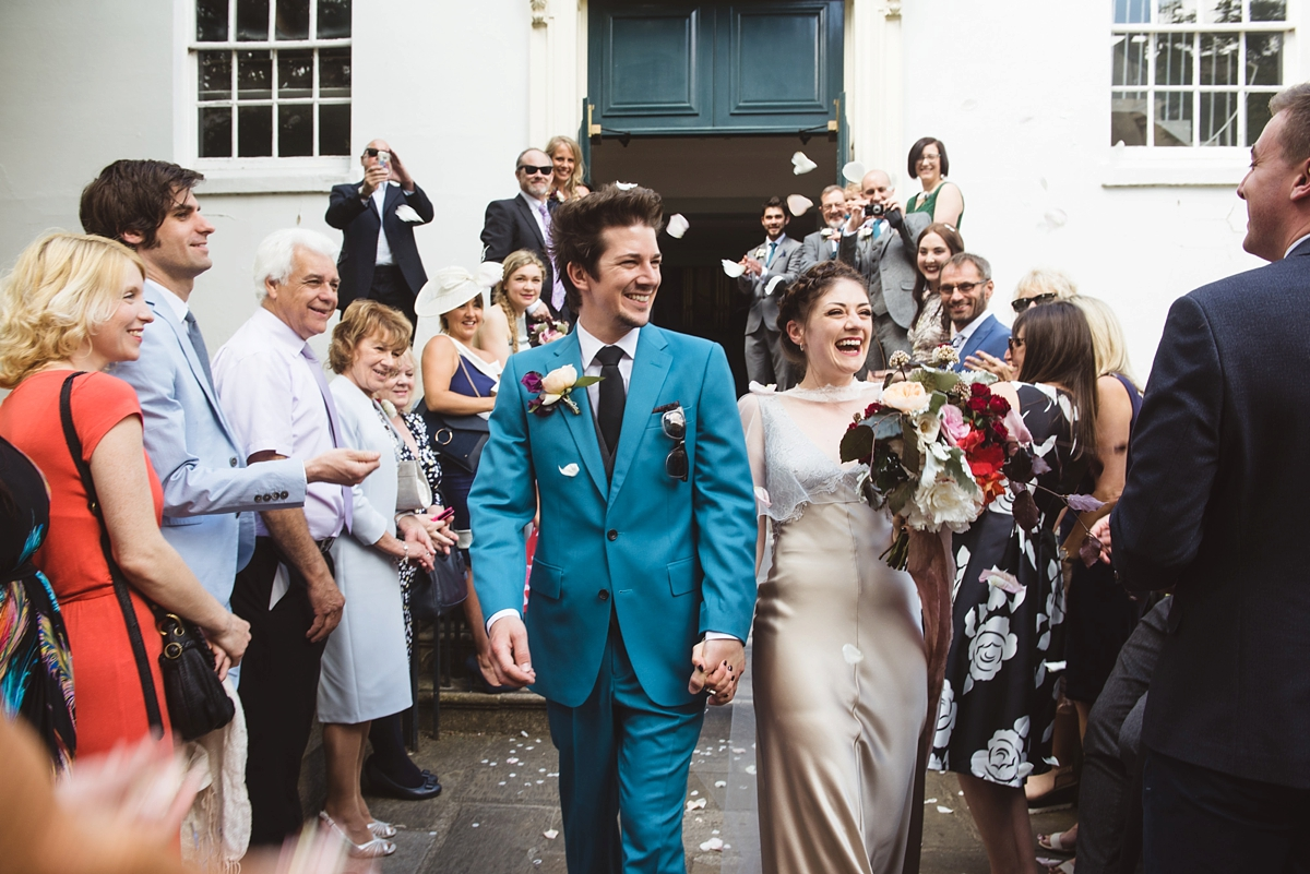 A Wedding Dress Bridal Cape For A Modern Handfasting Wedding In Oxford Love My Dress Uk Wedding Blog Wedding Directory