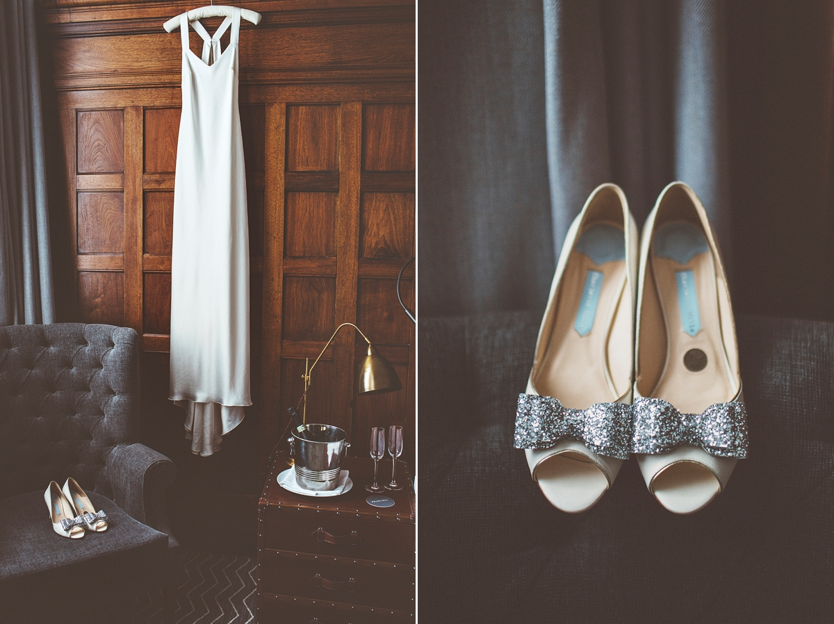 """6856a52c0a32 Halfpenny London bride Vintage inspired Manchester Victorian Baths wedding  - Marcel Waves and Halfpenny London Glamour. """""""