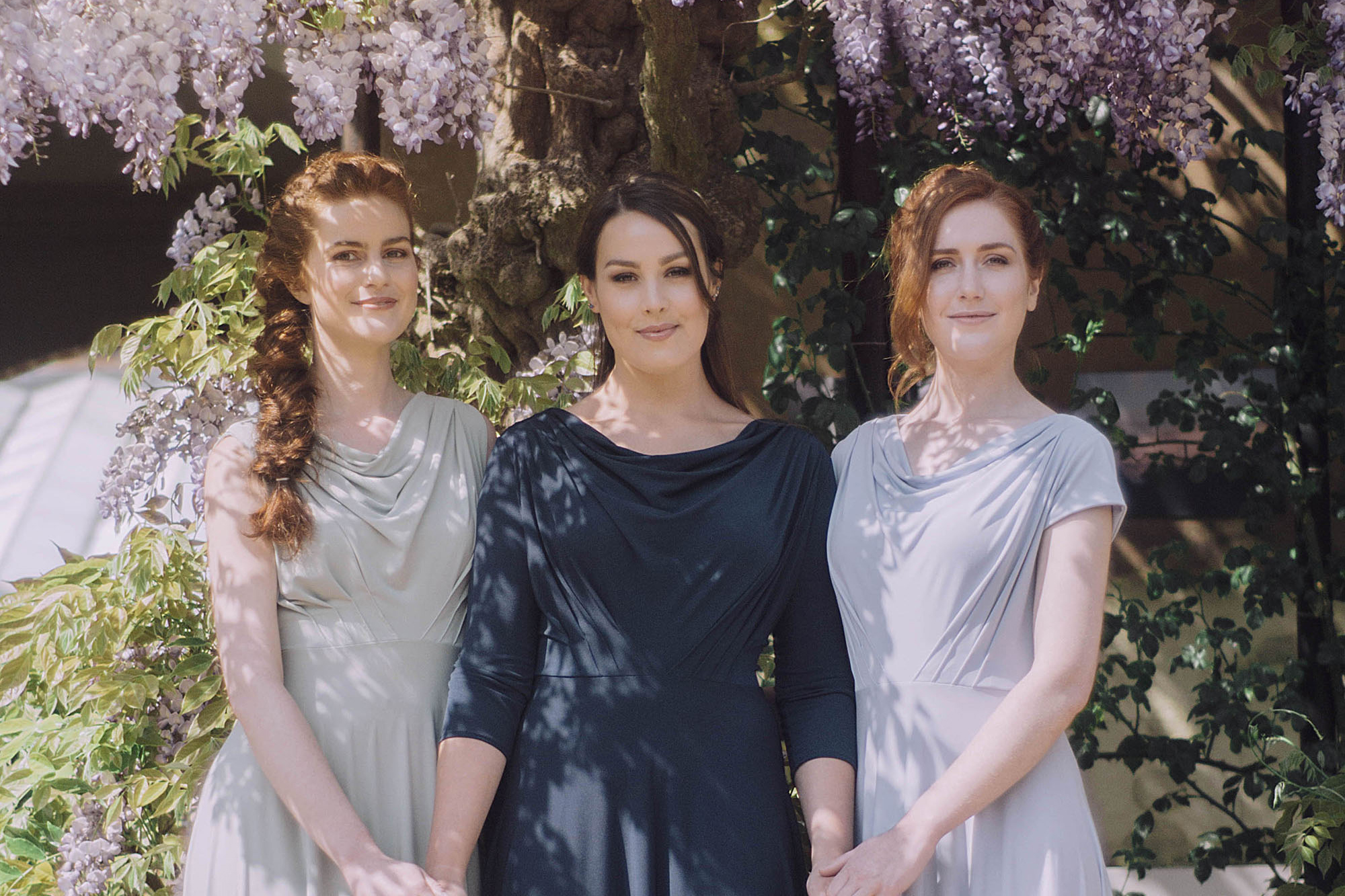 9f21c5c8ef54 Willow & Pearl Multiway Bridesmaids Dresses – Create Your Own   Love My  Dress® UK Wedding Blog + Wedding Directory