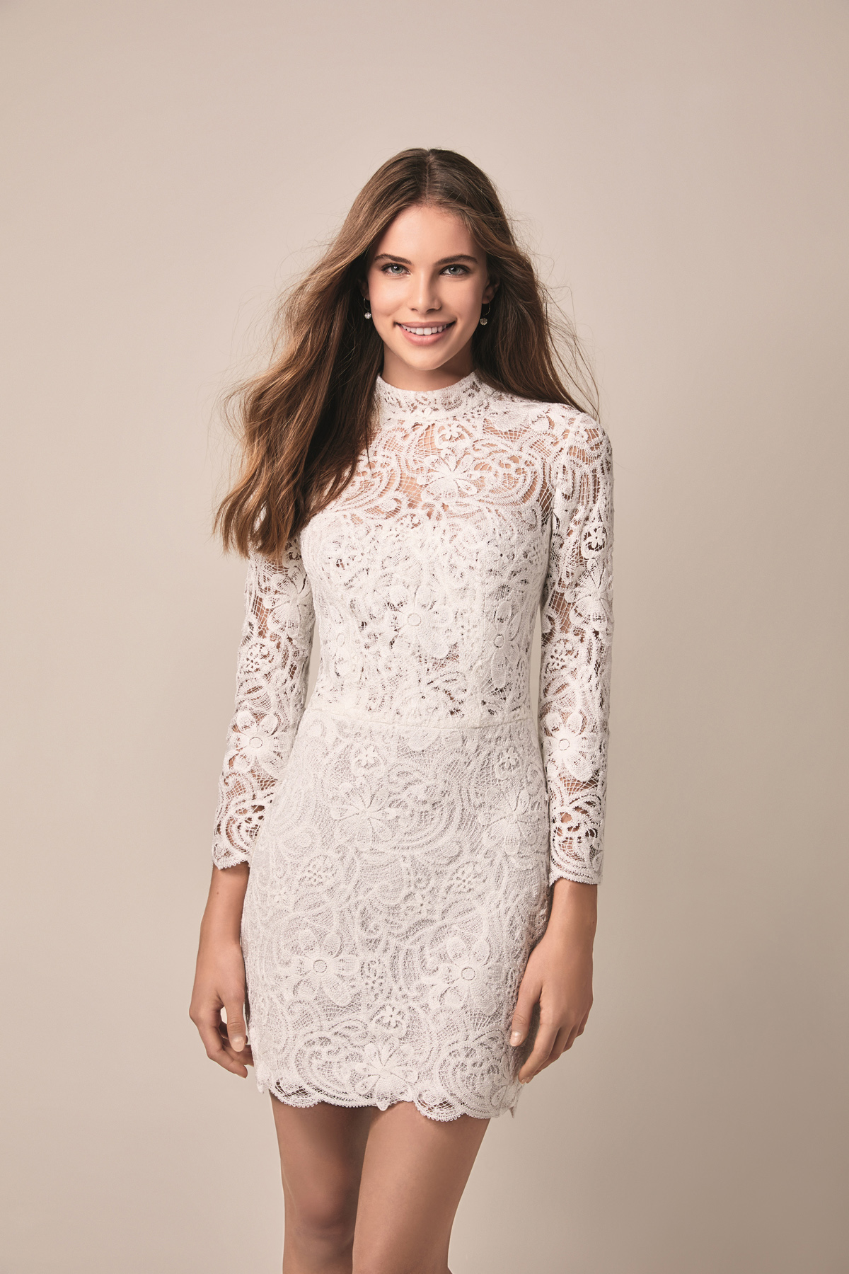 aa30d419b95 Spring Wedding Dresses by Jesus Peiro  seasonal style from the ...