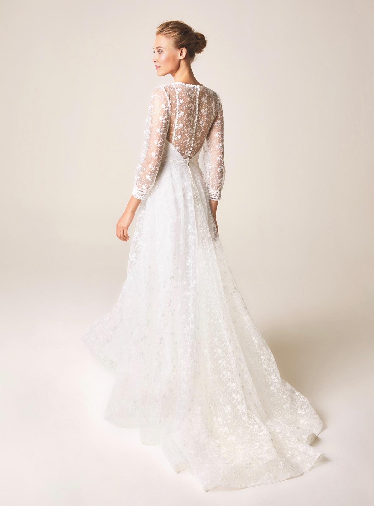 Spring Wedding Dresses.Spring Wedding Dresses By Jesus Peiro Seasonal Style From