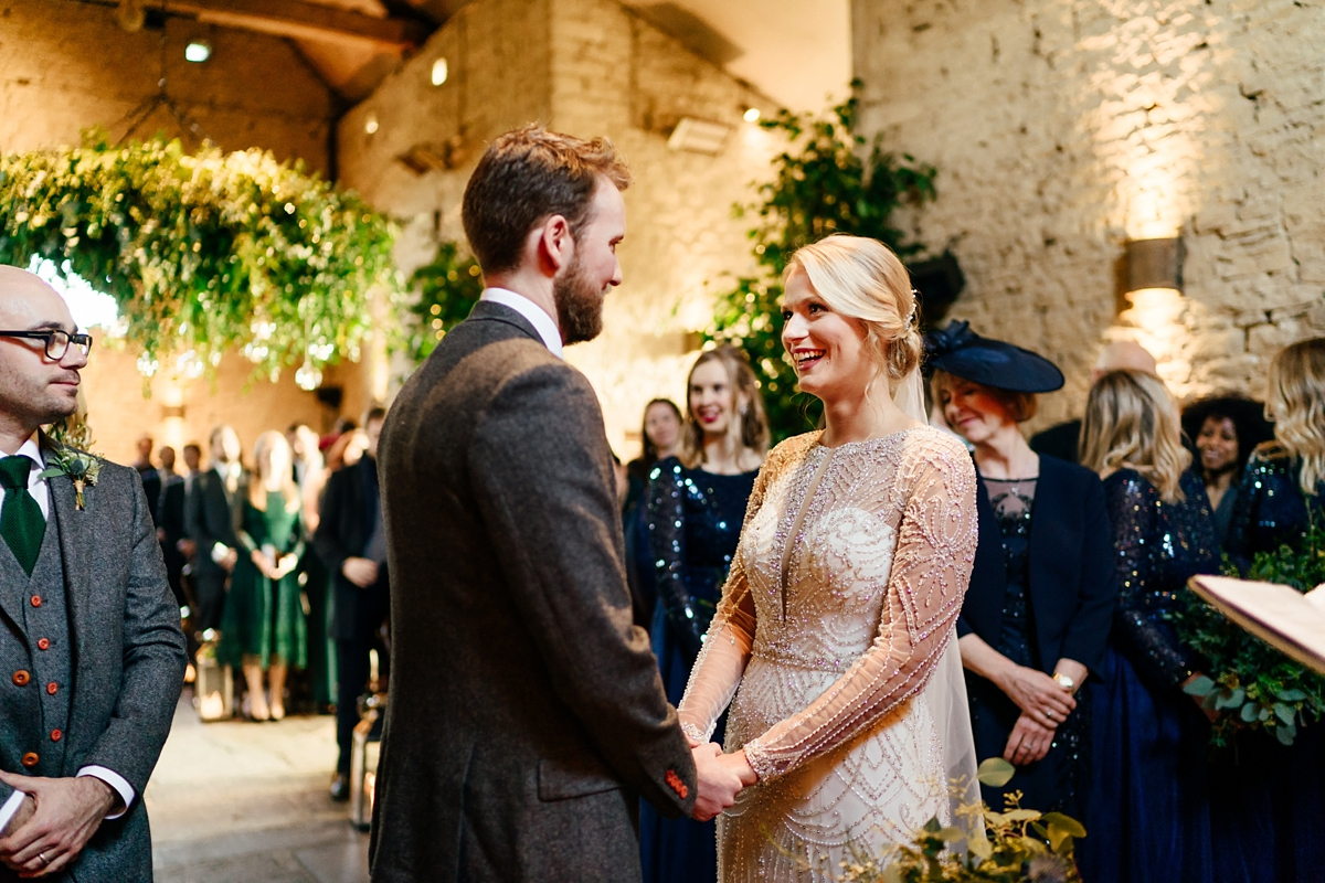 A Celestial Inspired Winter Solstice Wedding In The
