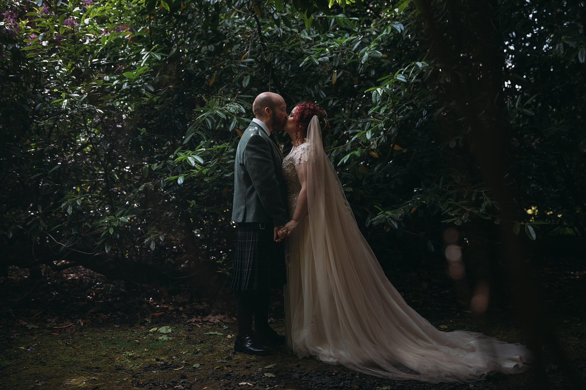d6516dec298ab A Maggie Sottero Dress for a Gorgeous Woodland + Literature Inspired Wedding  in a Scottish Byre | Love My Dress® UK Wedding Blog + Wedding Directory