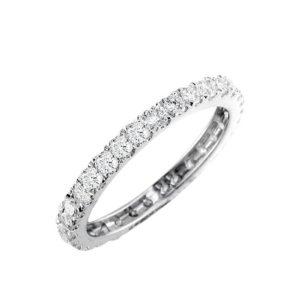 6fd2970897c8e6 ew adams diamond eternity ring x - EW Adams - Fine Jewellery for Brides,  Bridesmaids