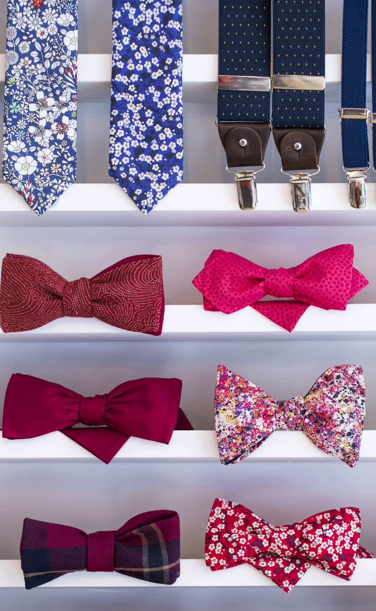 878212a13623 Le Colonel Moutarde groom accessories colourful bow ties - Le Colonel  Moutarde – Modern Bow Ties. ""