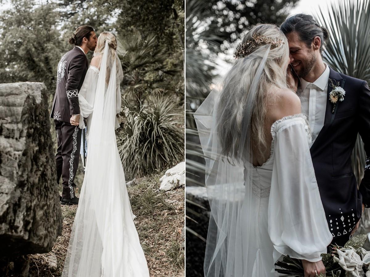a3a5d43a89 ... Ashley Daughter of Simone bohemian Lake Como wedding - A Bohemian
