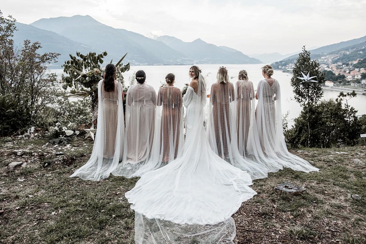 92afbd2a3e Ashley Daughter of Simone bohemian Lake Como wedding - A Bohemian