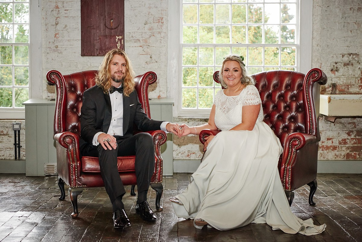 "71db9d9b162b36 Lucy Cant Dance dip dye wedding dress - A Dip Dye Wedding Dress by Lucy  Can. """