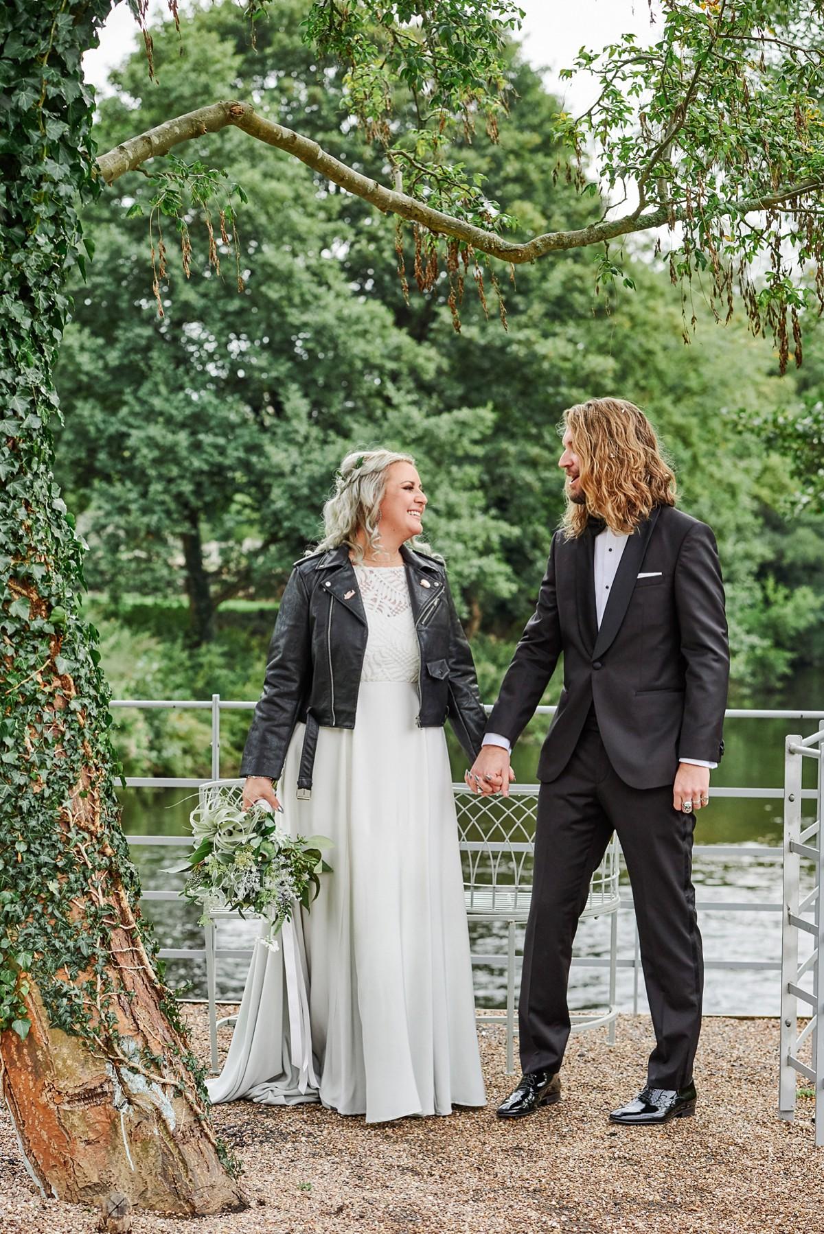 """4faf3f216a Lucy Cant Dance dip dye wedding dress - A Dip Dye Wedding Dress by Lucy  Can. """""""