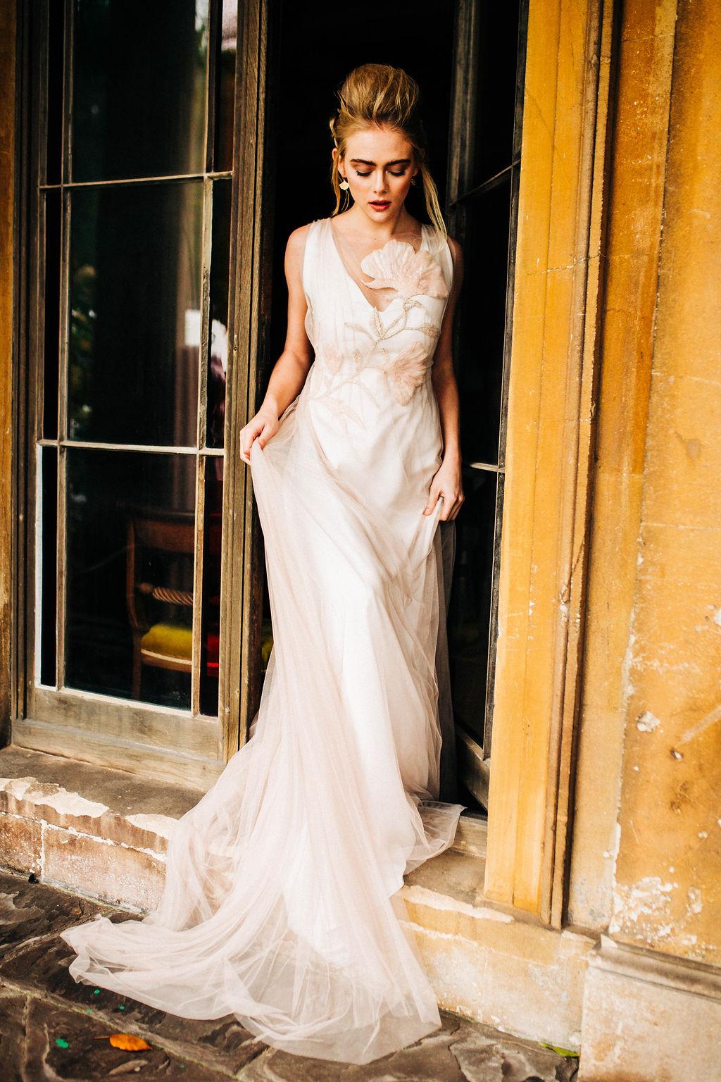 "b1d6abd73 Penpont Wedding Venue Brecon Beacons Wales - Wild, Bold + Sensual: Bridal  Inspiration at. """