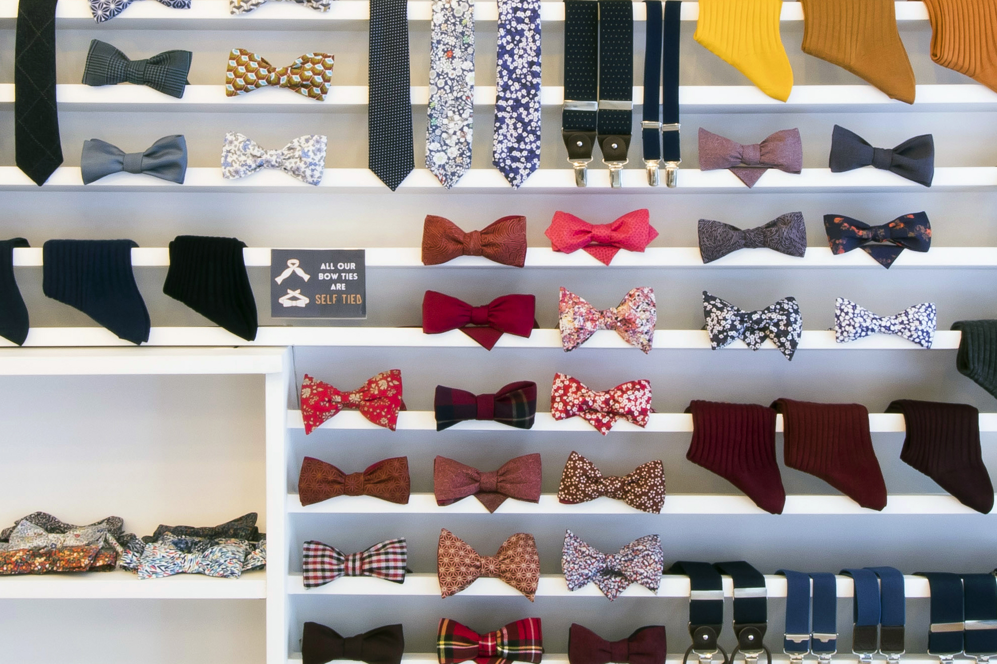 fc3c5d364892 Le Colonel Moutarde – Modern Bow Ties, Neck Attire & Accessories For Grooms  & Groomsmen | Love My Dress® UK Wedding Blog + Wedding Directory
