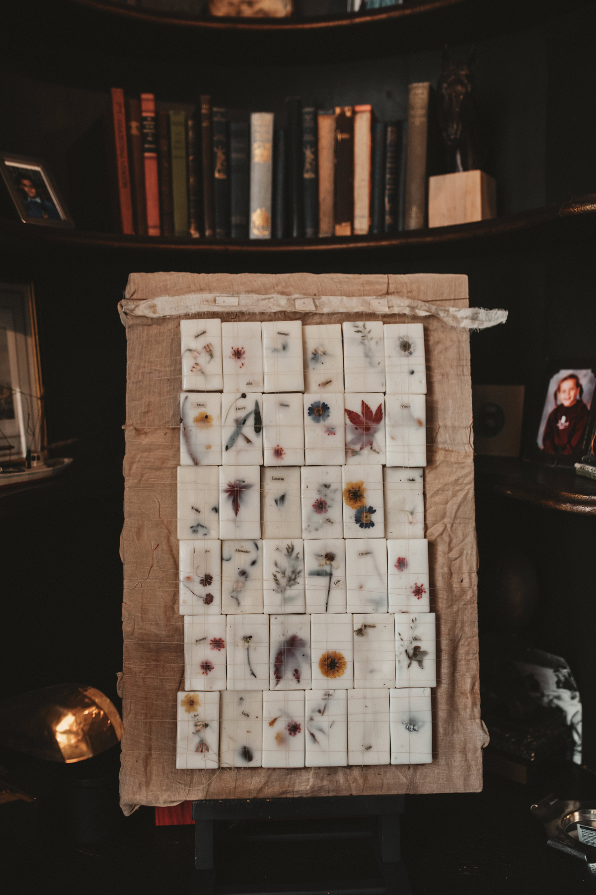 Bronte inspired bride  - The Bronte Bride: A Romantic & Wistful Editorial at at 17th Century Manor House