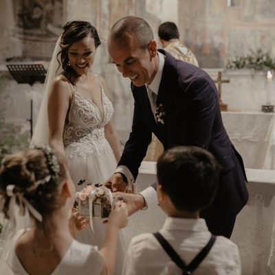 A Romantic & Enchanting Italian Wedding in the Umbrian Valley