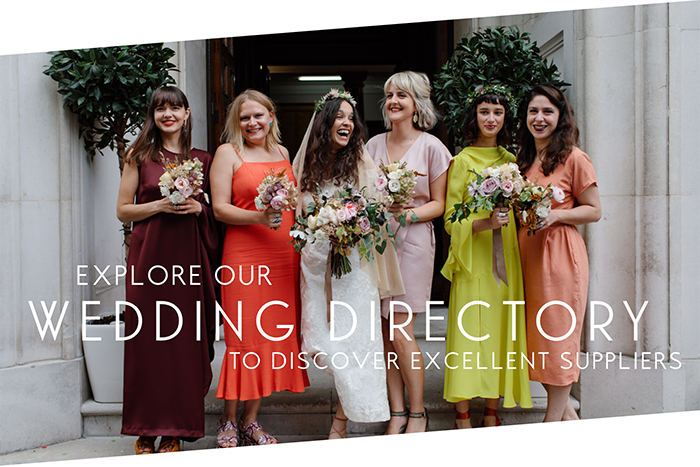 Love My Dress Wedding Directory Little Book - A Lovely, Relaxed Family Tipi Wedding on a Yorkshire Farm