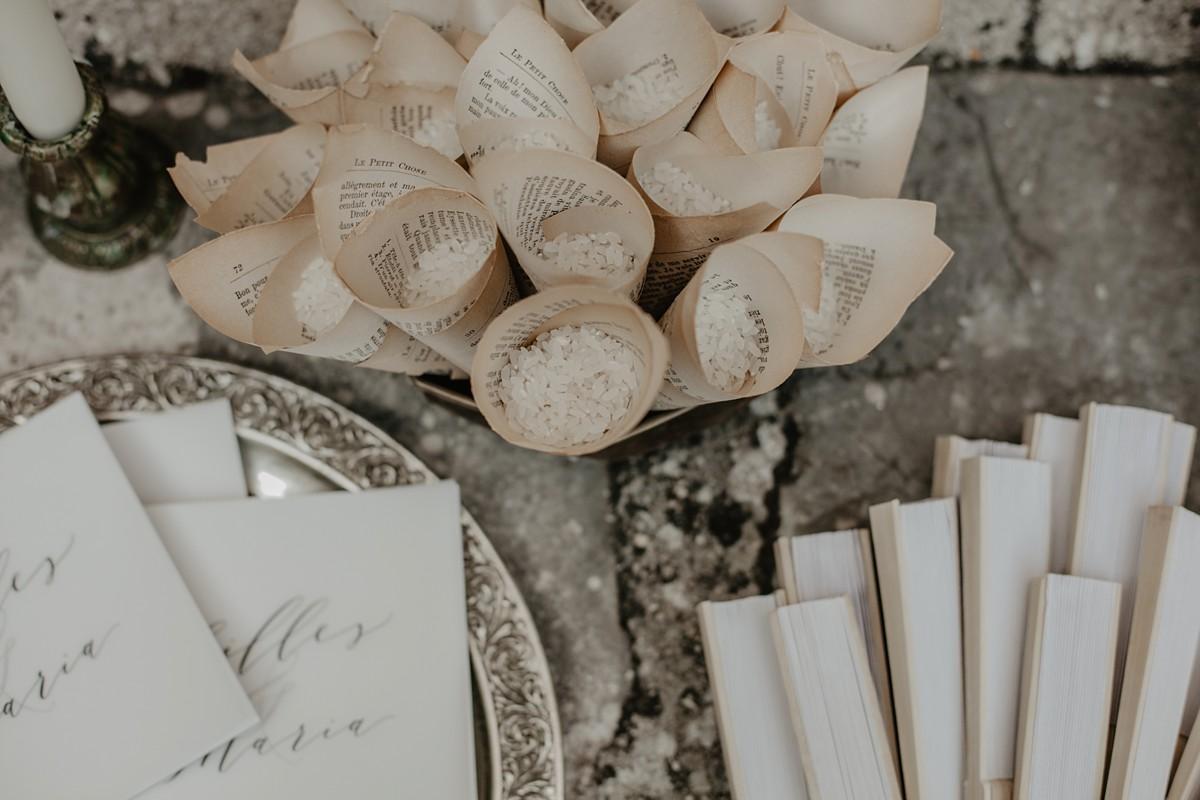 A Romantic Enchanting Italian Wedding In The Umbrian